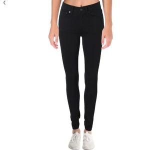 Polo Ralph Lauren The Tompkins Skinny jeans black
